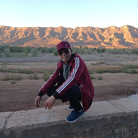 My native region, called Dra Valley, South Eastern Morocco.
