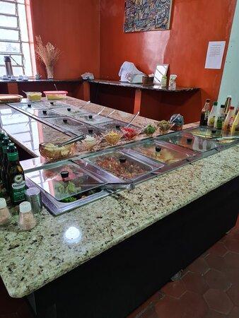 Ipira, BA: Pizzaria Casa Velha