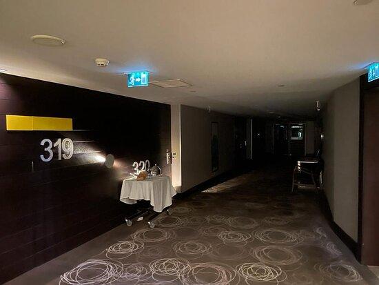Corridor!