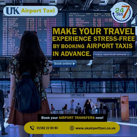 Make your travel stress-free by booking your Airport Taxis in advance. Book your Airport Transfers now!