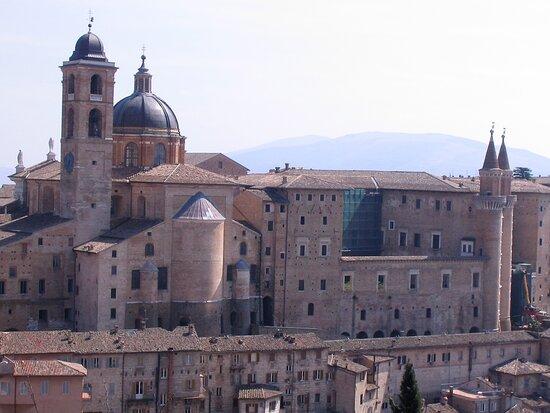 Urbino, View from Parco della Resistenza