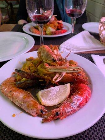 Die beste Paella der Insel