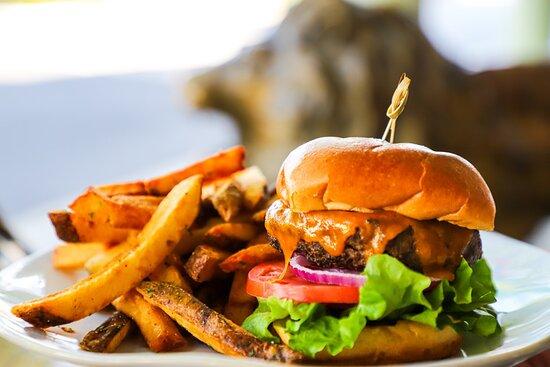 The Mouth-Watering Las Olas Burger