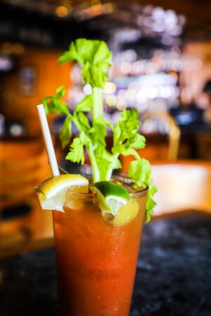 Check out our $4 Eye Opener Specials! #BloodyMarys