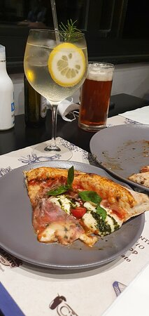 Pizzaria maravilhosa