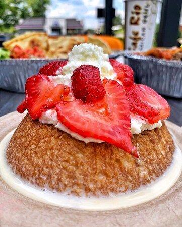 Cafe Rio Tres Leches Dessert