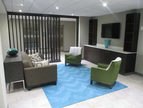 Lobby Media Room