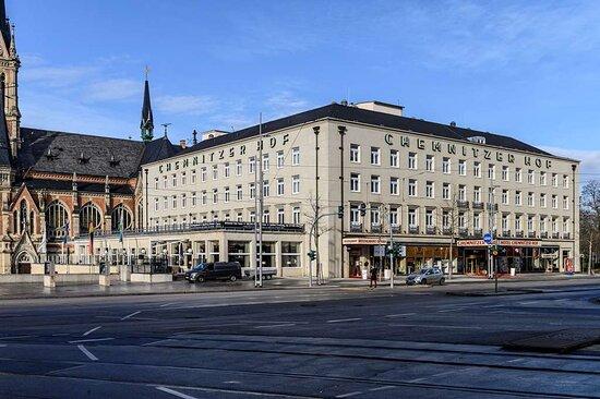 Hotel Chemnitzer Hof, Hotels in Annaberg-Buchholz