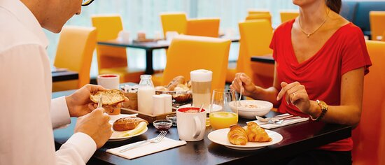 Our breakfast buffet has whatever you need to start your day