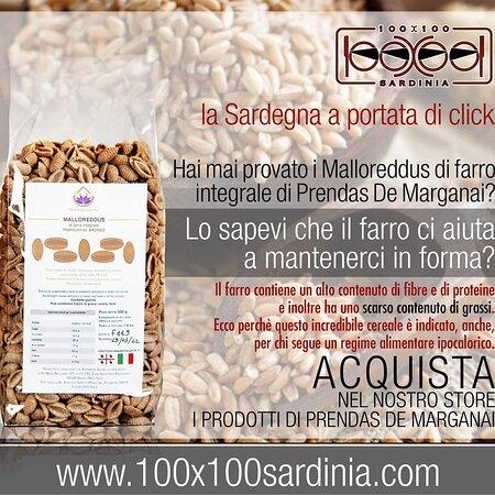 100 % Sardinia