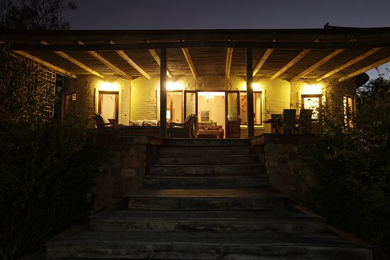 Taaibos Cottage spectacular evening braai's