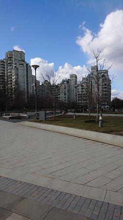 Краснопролетарский парк