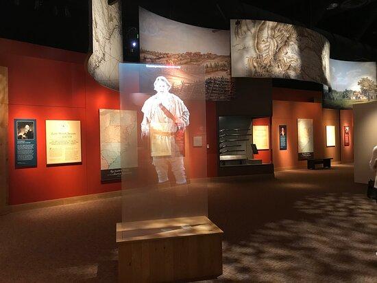 Inside American Revolution Museum