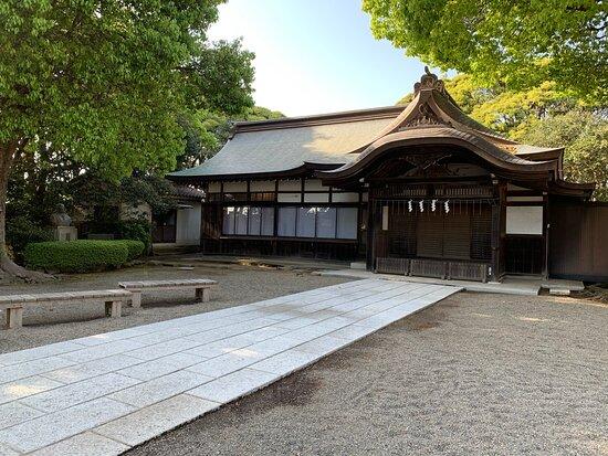 Sakatsura Isozaki Shrine Forest