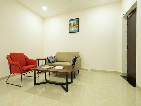 Studio Room - Living Room