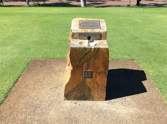 Perth Water Supply Centenary Fountain