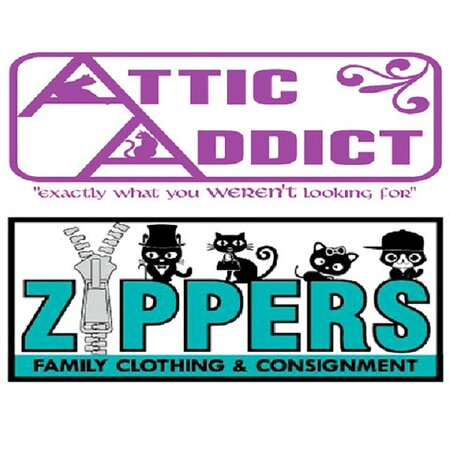 Manteno, IL: Attic Addict Upscale Resale & Zippers Family Clothing & Consignment