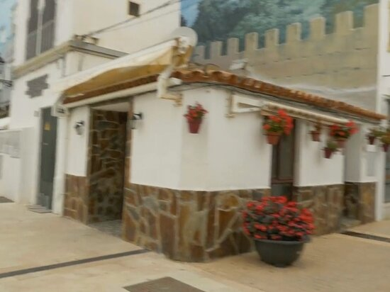 Estepona has lovely restaurants, gardens, murals and the fabulous Orchid House