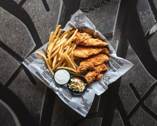 Chicken Strips Basket