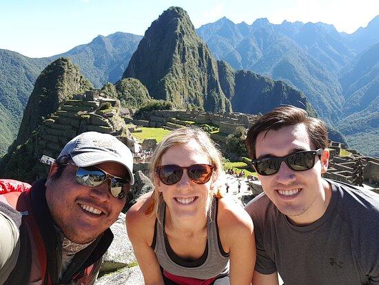 David Expeditions Peru