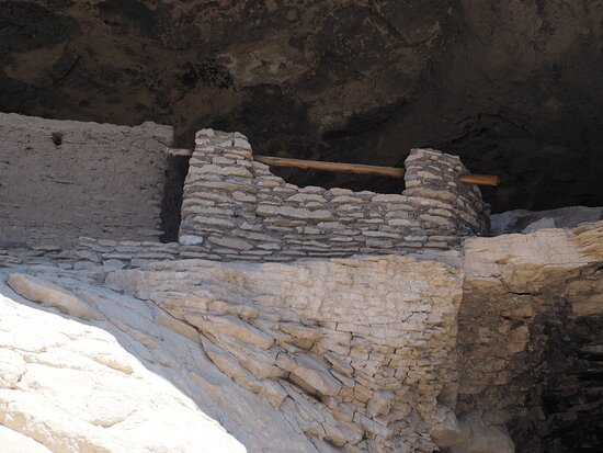 Gila, NM: Another shot of the dwellings which forbids entrance