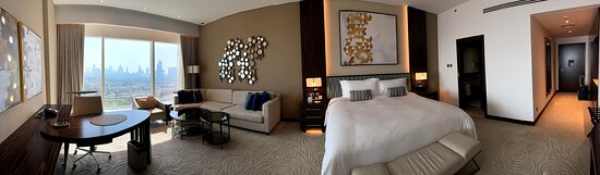 panoramic view of room