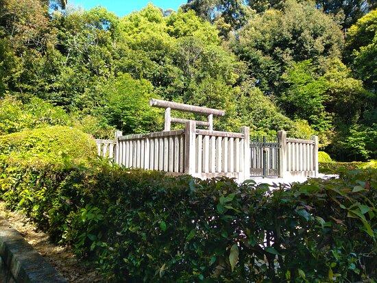 Imperial Mausoleum of Empress Teishi Toribeno no Misasagi