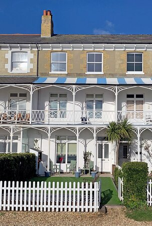 View from the house - Picture of Ventnor Bay House, Isle of Wight - Tripadvisor