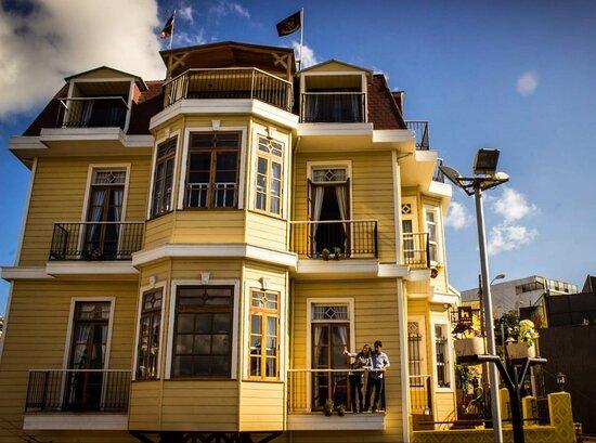 Hotel Boutique Casa Vander, hoteles en Viña del Mar