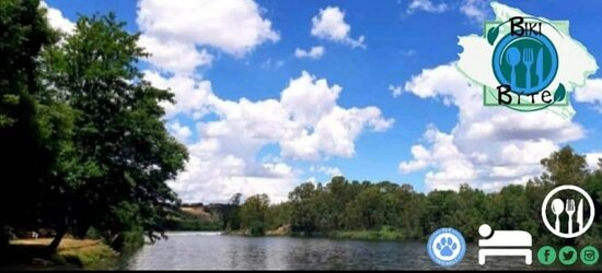 On the banks of the majestic Vaal River