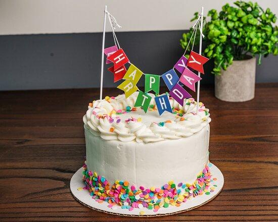 We make big cakes too!