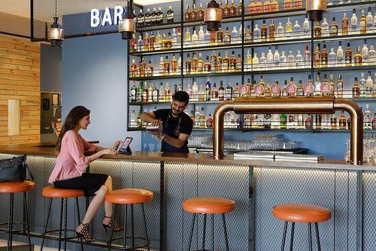 1st Story- Bar.Kitchen.Co-Work