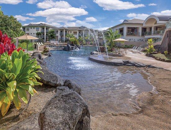Pool - Club Wyndham Bali Hai Villas