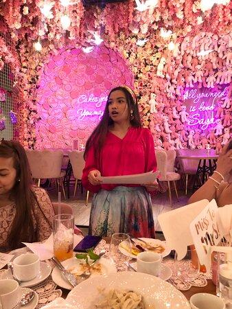Tea Party, Bridal Shower