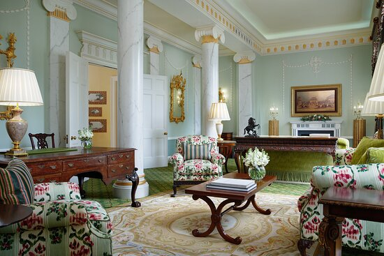 Lanesborough Suite Living Room
