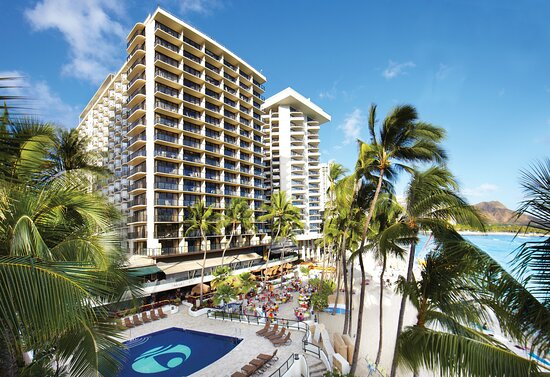 Outrigger Waikiki Beach Resort - exterior - 4