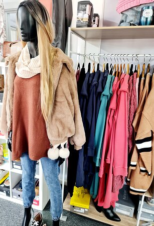 knits and coats