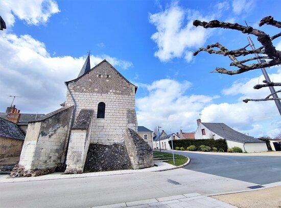 Église Saint Aubin