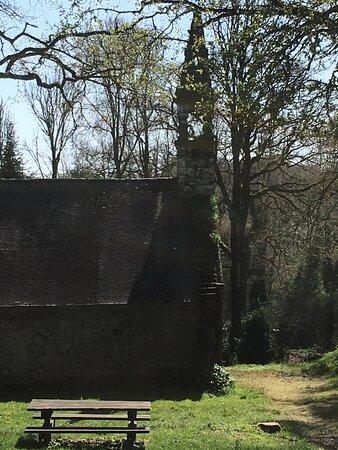 Chapelle Sainte-Prisce