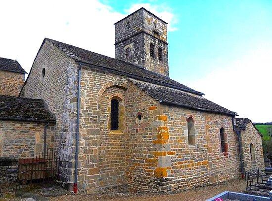 Eglise Saint-Dalmazy