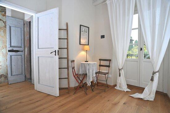 camera matrimoniale Silentium con bagno privato 23 mq