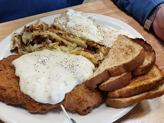 Holts Summit, MO: Country Fried Steak