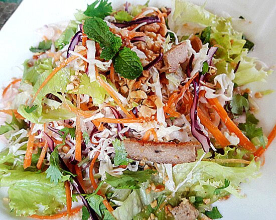 Heavenly salad
