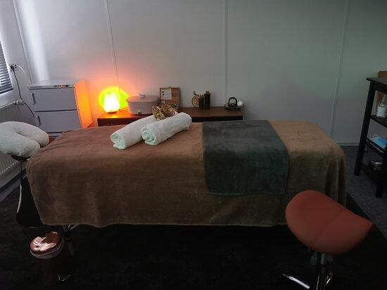Deep Breath Massage