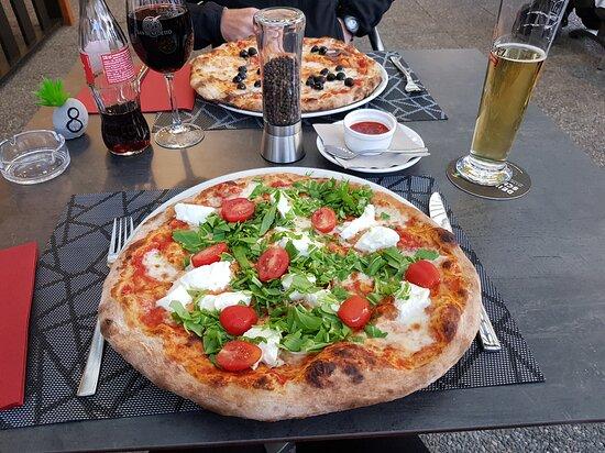 Camorino, Svizzera: Pizza
