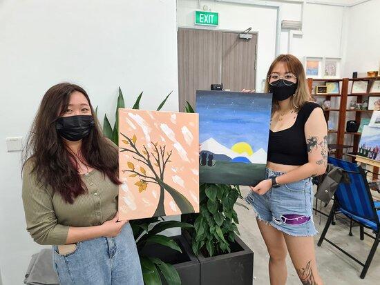 Artist Tique Co Art Studio