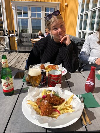 """Best Fish and chips ever """"in sweden"""""""