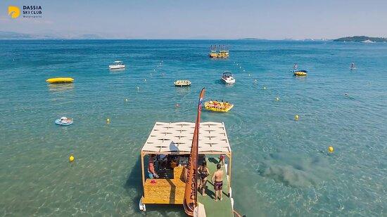 Dassia Ski Club Watersports Corfu