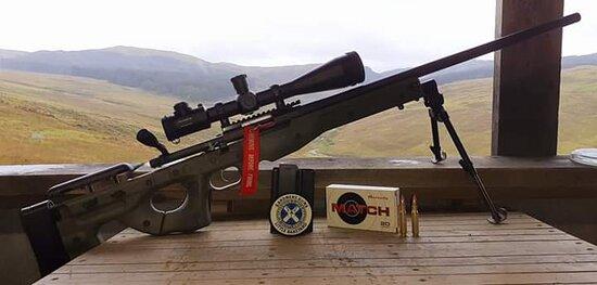 Long range and longer!