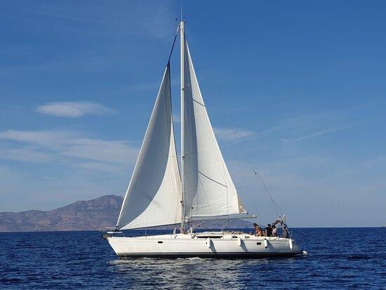 Mykonos Magic Sail